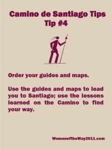 Camino Tips 4