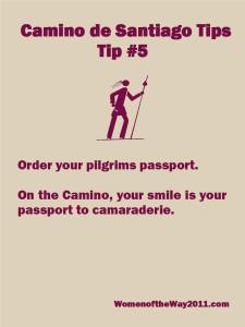 Camino Tips 5