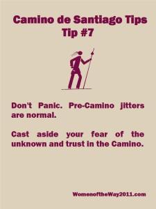 Camino Tips 7