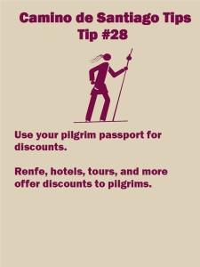 Camino Tips 28