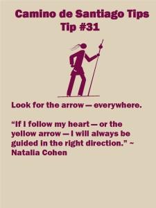 Camino Tips 31