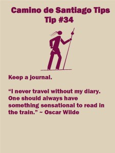Camino Tips 34